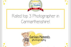 Rated top 3 Photographer in Carmarthenshire!