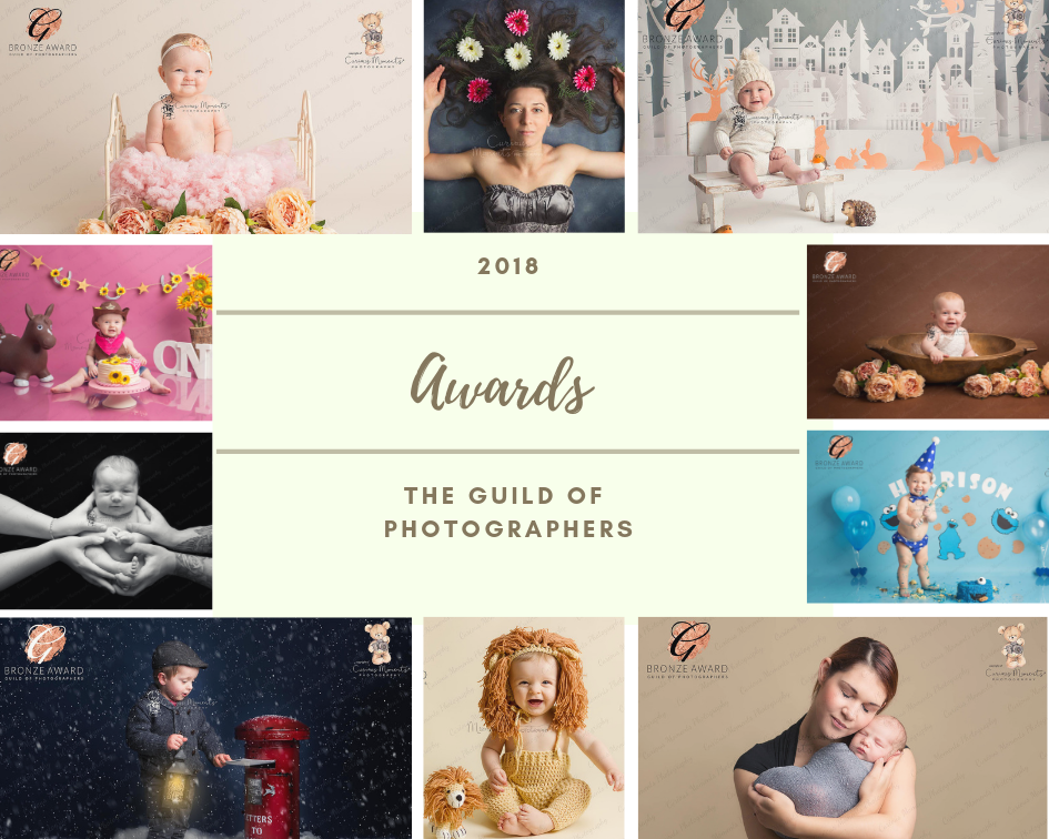 A round up of awards for 2018!