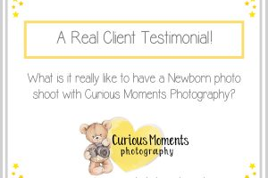 Listen to what a REAL Client has to say about their Newborn Session