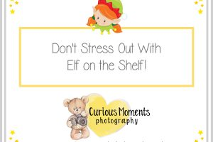 Don't Stress Out With Elf on the Shelf!