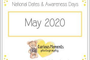 May 2020 Dates and Awareness Days