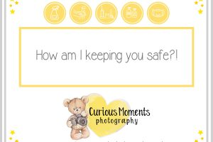 Covid safety in Photography Studio