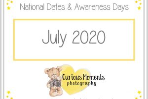 July 2020 Dates and Awareness Days