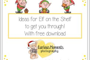 Ideas for Elf on the Shelf to get you through!