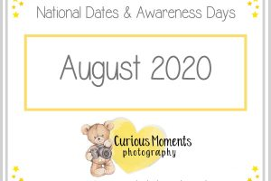 August 2020 Dates and Awareness Days