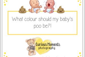 Baby Poo Colours