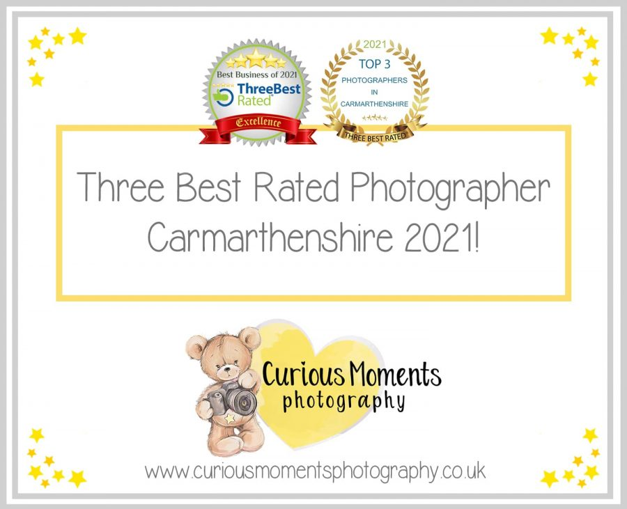 Three Best Rated Photographer Carmarthenshire 2021