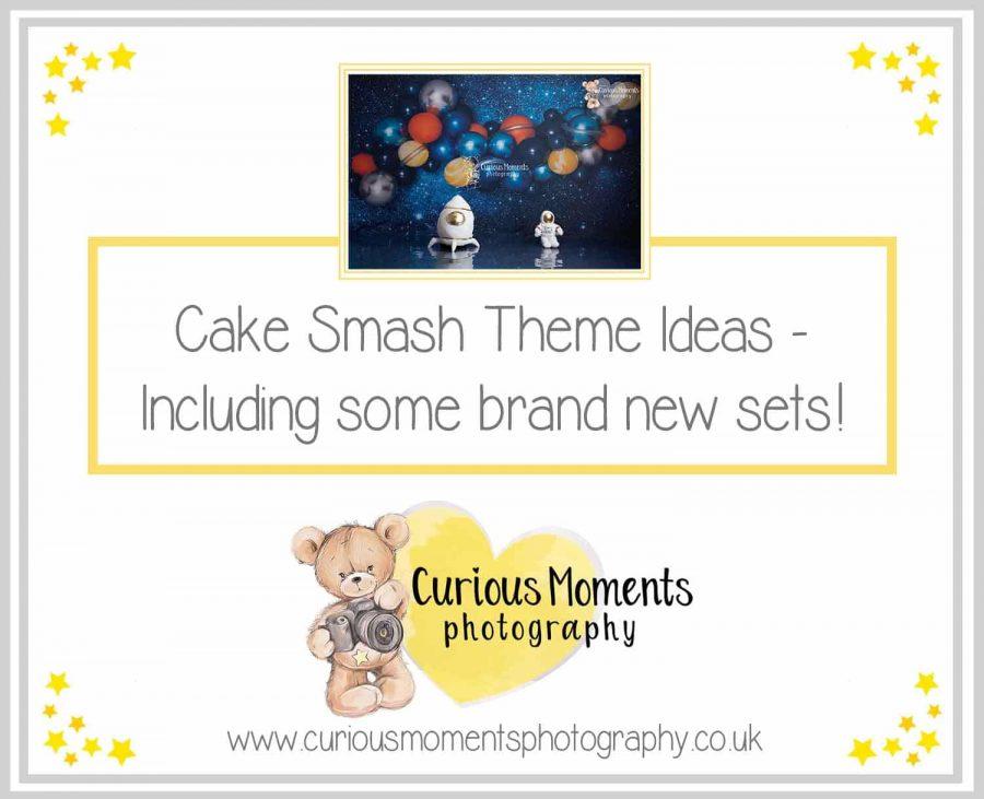 Cake Smash Theme Ideas & Colours
